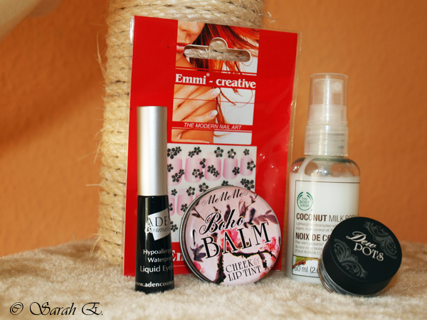 Riecht das gut ~ Pinkbox März (1/2)